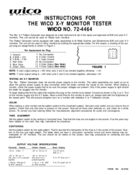 Wico-4316-Manual-Page-1-Picture