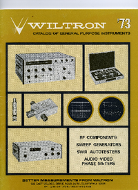 Wiltron-4253-Manual-Page-1-Picture
