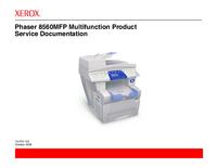 Manual de servicio Xerox Phaser 8560MFP