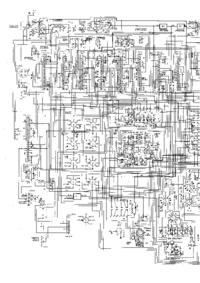 Diagrama cirquit Yaesu FT-901