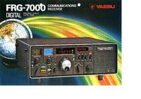 Datenblatt Yaesu FRG-7000