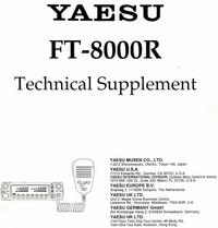 Service Manual Yaesu FT-8000R
